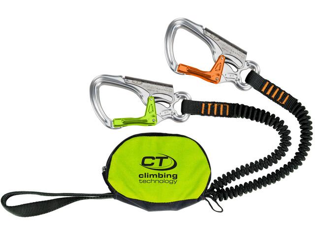 Climbing Technology K-Advance Spring - Matériel d'escalade - vert/noir